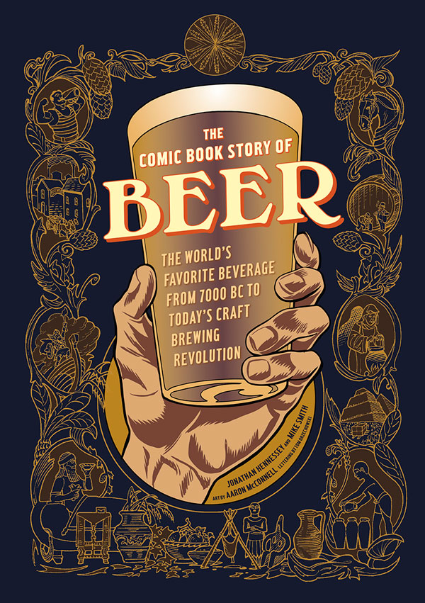 The Comic Book Story of Beer | American Homebrewers Association