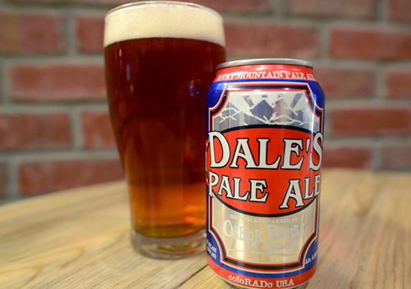 Oskar Blues Dale's Pale Ale | Beer Recipe | American Homebrewers Association