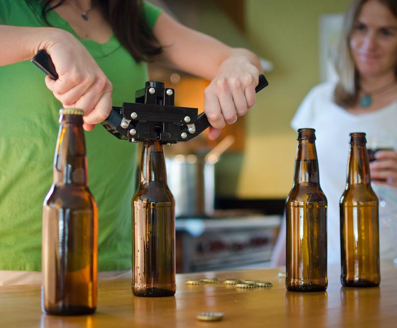 bottling beer at home