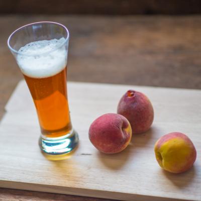 peach homebrew recipe