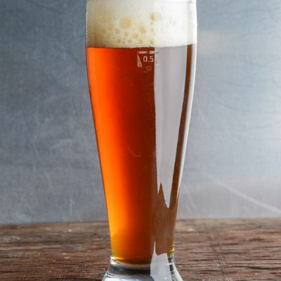 Home brew Amber Ale
