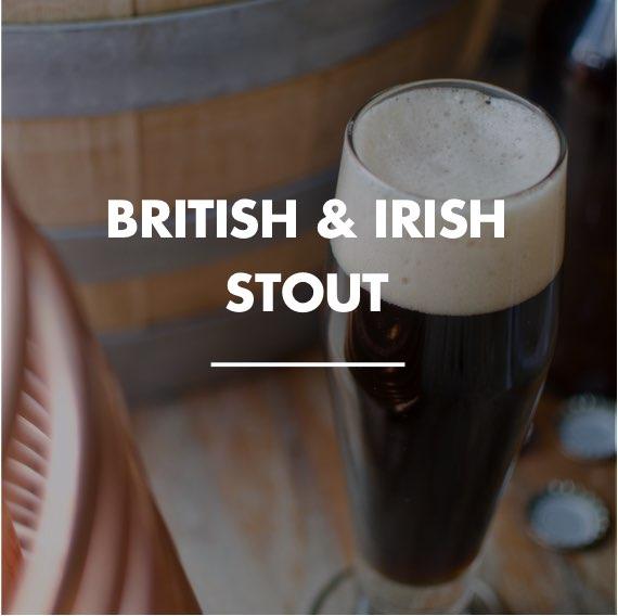 British Irish Stout