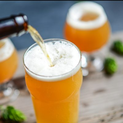 hazy IPA recipes