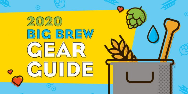 Big Brew Day Gear Guide