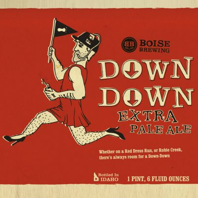 Boise Down Down Extra Pale Ale