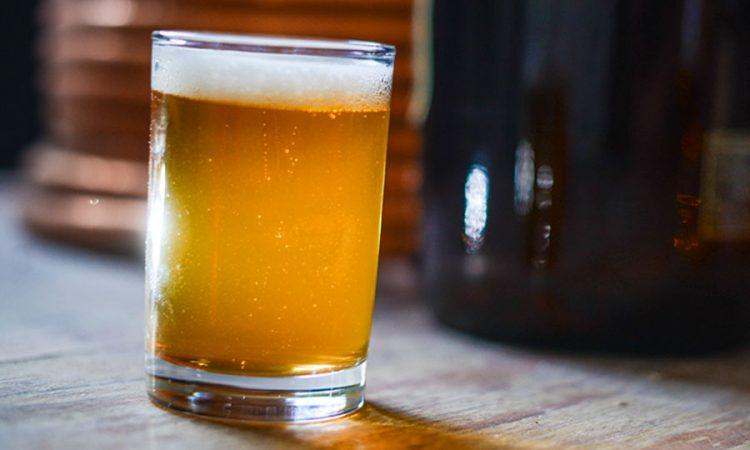 Golden Goblet Gruit Ale